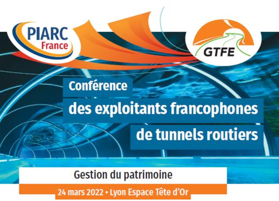 Conférence GTFE Piarc France